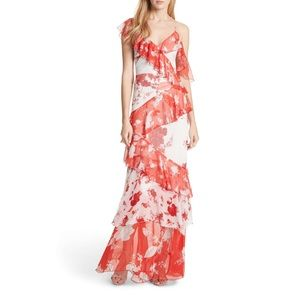 ALICE + OLIVIA OLYMPIA SILK MAXI DRESS 👗IN STORES